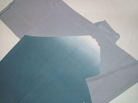 富士山絞り 男襦袢 鉄紺色
