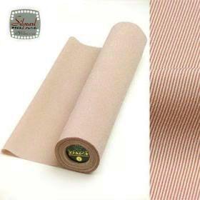 洗える着物 男女兼用着物 万筋 ワイン系 赤 42cm巾 No.1
