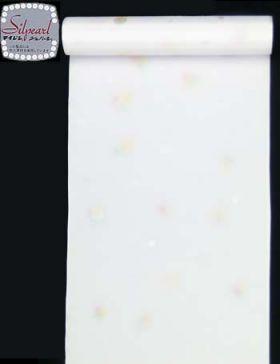洗える長襦袢 水玉紋意匠 白地にぼかし ミックス(2)