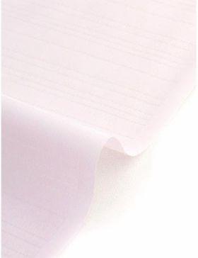 洗える長襦袢 夏物 段絽 無地 ピンク/テイジンシルパール