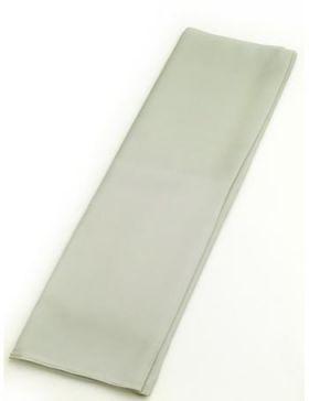 正絹 胴裏 男物 キングサイズ 42cm巾×13.5m No.1 銀ネズ