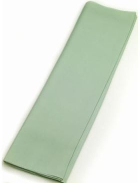正絹襦袢裏(襦袢用胴裏) 男物 キングサイズ 42cm巾 No.10 薄緑