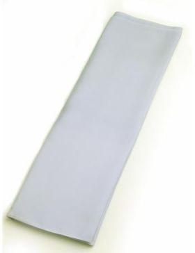 正絹襦袢裏(襦袢用胴裏) 男物 キングサイズ 42cm巾 No.2 水色