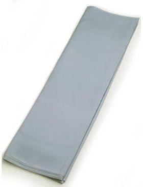 正絹襦袢裏(襦袢用胴裏) 男物 キングサイズ 42cm巾 No.3 青ネズ