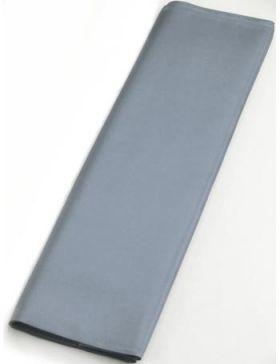 正絹襦袢裏(襦袢用胴裏) 男物 キングサイズ 42cm巾 No.4 青