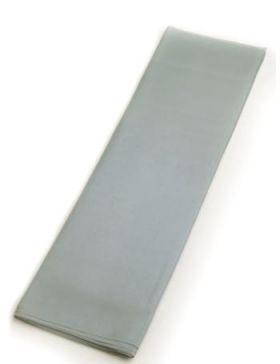 正絹襦袢裏(襦袢用胴裏) 男物 キングサイズ 42cm巾 No.5 ねずみ