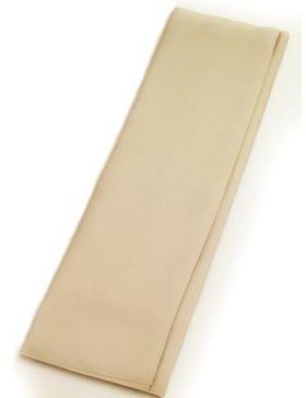 正絹襦袢裏(襦袢用胴裏) 男物 キングサイズ 42cm巾 No.8ベージュ