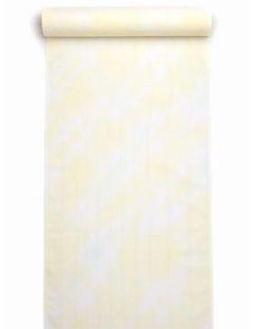 洗える長襦袢 絽(夏物)クリーム色ぼかし