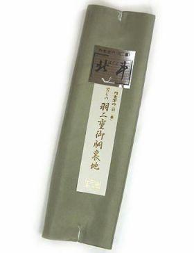 洗える男物胴裏/フジギヌ(ポリエステル)No.7 渋緑