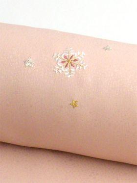 洗える着物 刺繍小紋  さんご色 光触媒消臭 雪