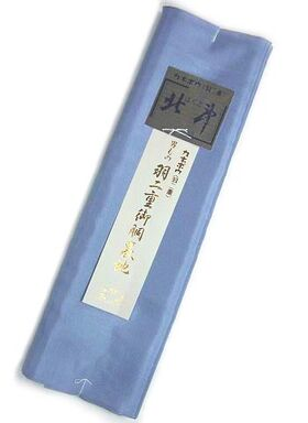 洗える男物胴裏/フジギヌ(ポリエステル)No.3 青