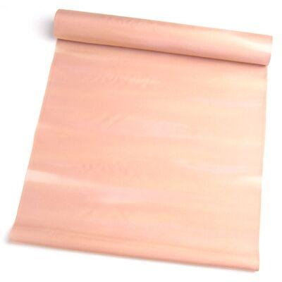 正絹肩裏 かすみぼかし 2丈以上(約7.56m) サンゴピンク色