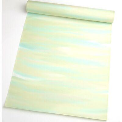 正絹肩裏 かすみぼかし 2丈以上(約7.56m) 薄緑