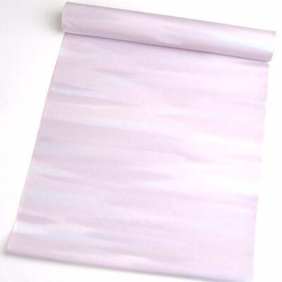 正絹肩裏 かすみぼかし 2丈以上(約7.56m) 薄藤紫色