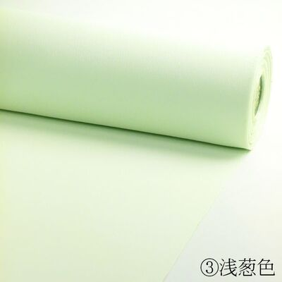 洗える着物 大きな方用着尺 水浅葱(淡い水色)