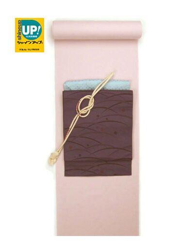 洗える着物 色無地 光触媒消臭 さくら色 トールサイズ対応反物