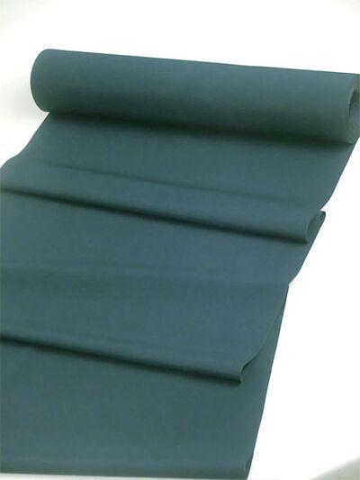 洗える着物/羽織 男物 女物 高級羽二重(テイジンアジェンティnkf) 濃紺 42cm巾 置いたイメージ