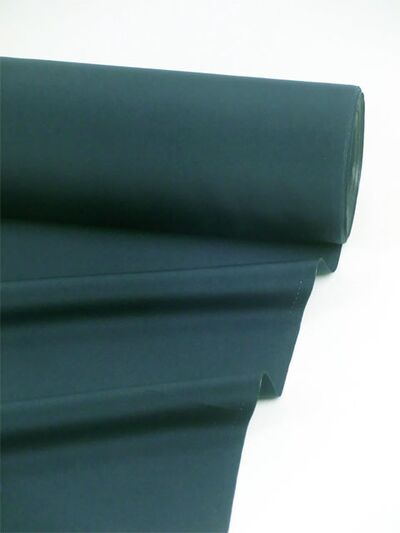 洗える着物/羽織 男物 女物 高級羽二重(テイジンアジェンティnkf) 濃紺 42cm巾 拡大イメージ