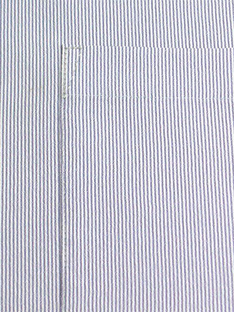 和柄電磁波エプロン 万筋 青