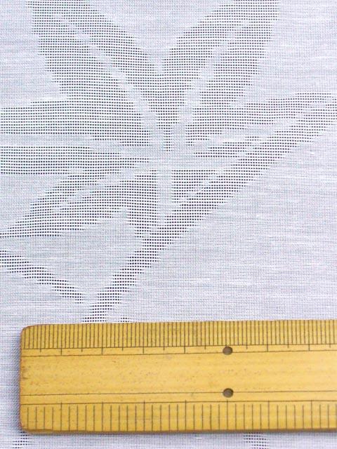 洗える長襦袢 夏物 紋紗 楓柄