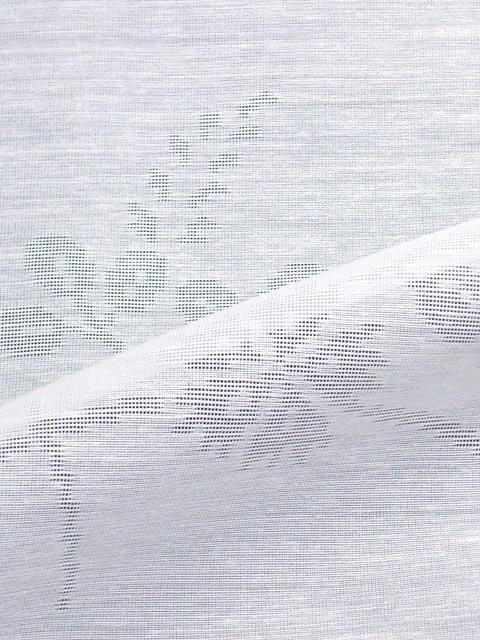 洗える長襦袢 夏物 紋紗 南天柄
