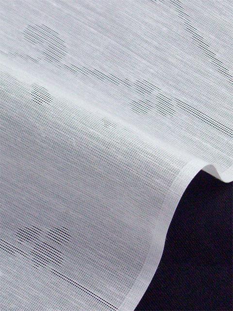 洗える長襦袢 夏物 紋紗 はぎ柄