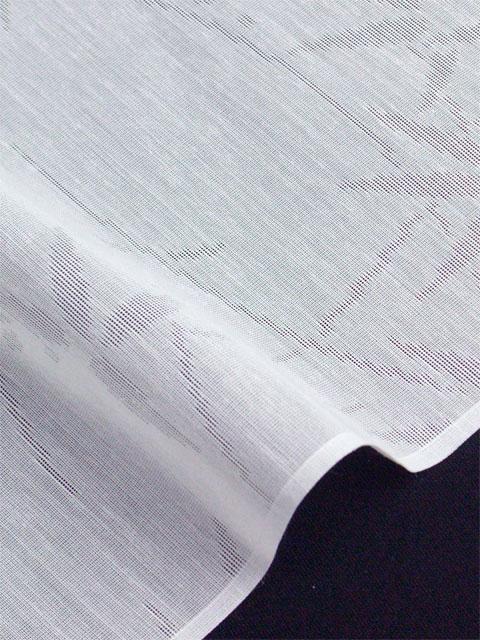 洗える長襦袢 夏物 紋紗 つゆしばに笹柄