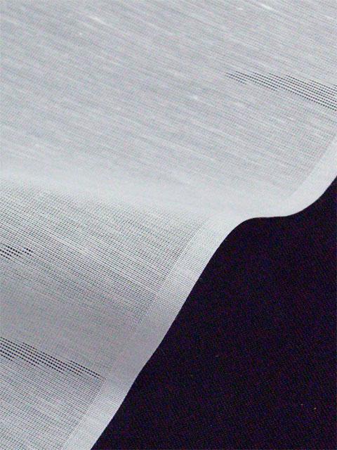 洗える長襦袢 夏物 紋紗 竹柄