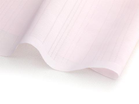 洗える長襦袢 夏物 段絽 ピンク