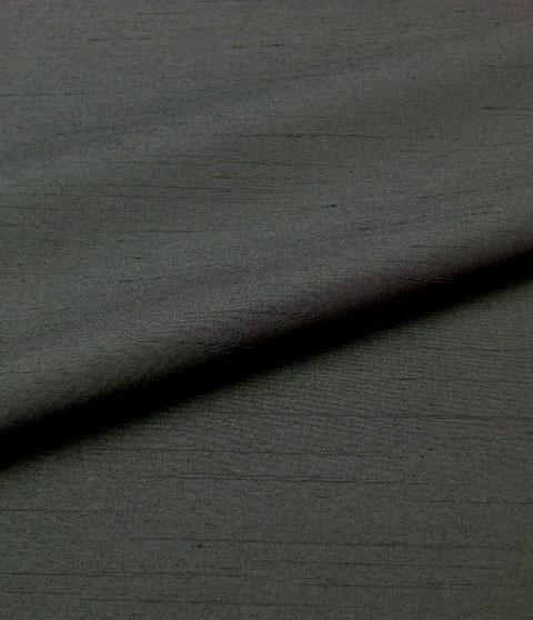 洗える男着物 紬(テイジンシルパール) No.10 黒