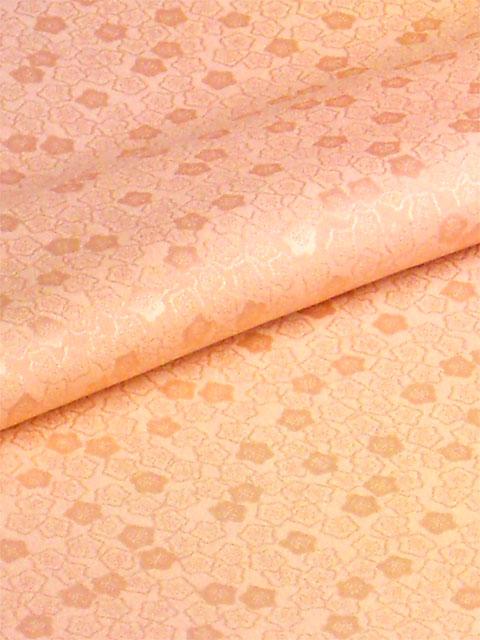 丹後産正絹襦袢 四季折々
