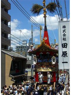 祇園祭長刀鉾2