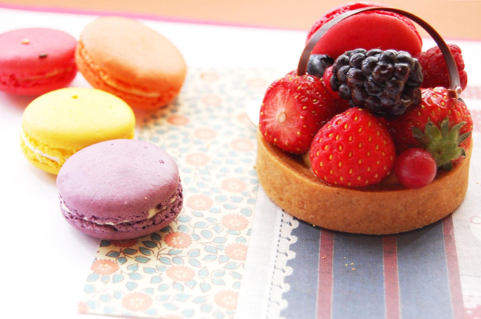 ハロウイーンのお菓子のイメージ