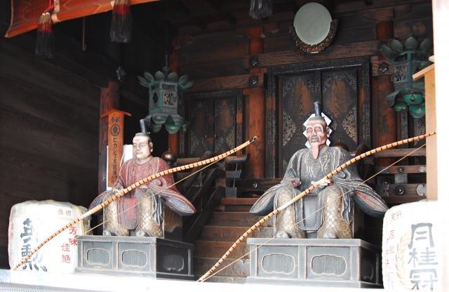 弓道神八坂神社御旅所イメージ