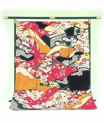 着物 振袖/kimono furisode