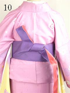 卒業式袴の着方10