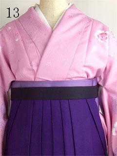 卒業式袴の着方13