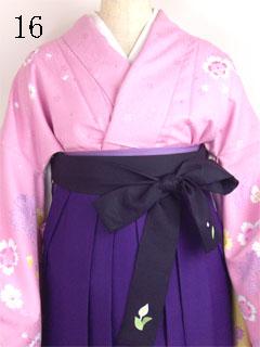 卒業式袴の着方16