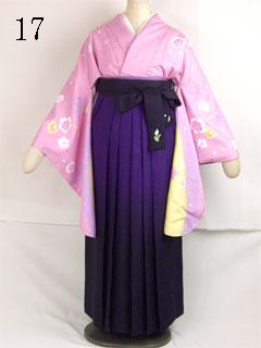 卒業式袴の着方17