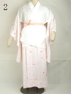 卒業式袴の着方2