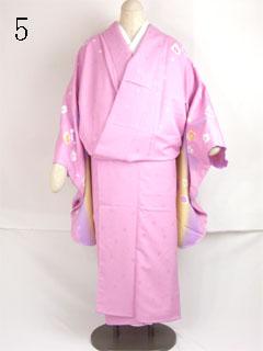 卒業式袴の着方5