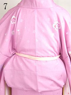 卒業式袴の着方7