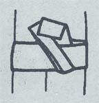 帯の結び方/貝の口8