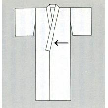 着物の用語-関西仕立て